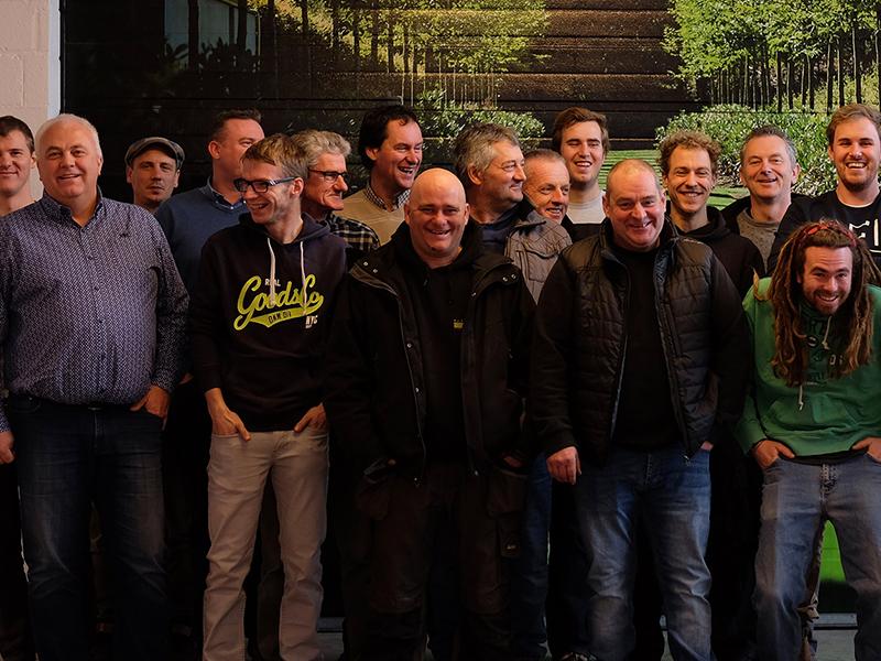 Team Wim Verrezen