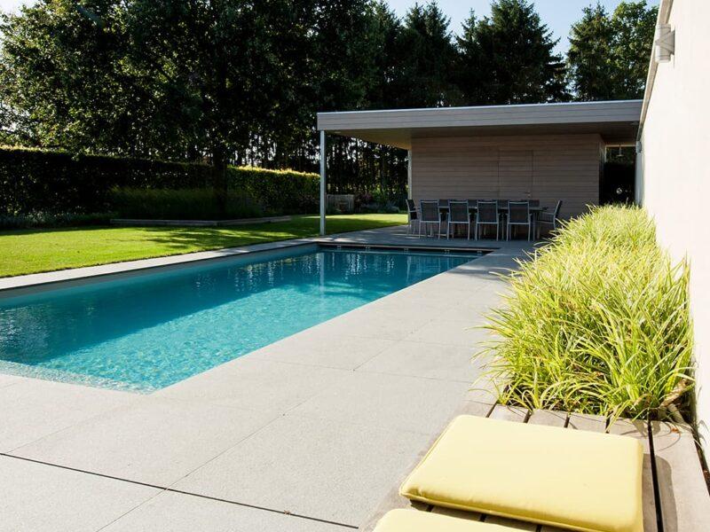 Inspiratie zwembad in tuin