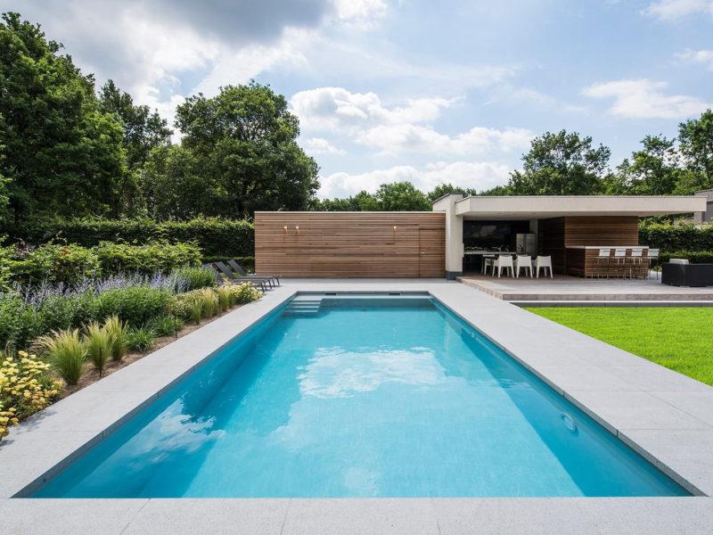 Zwembad ontwerp