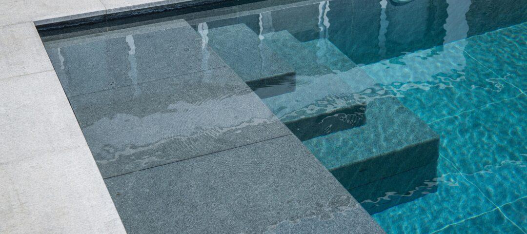 Trap zwembad